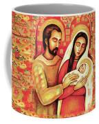 Holy Family Coffee Mug