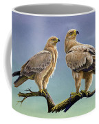 Tawny Eagles Coffee Mug