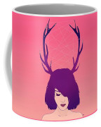 Jackalope Lady Coffee Mug