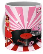 Rock'n Roll The Sweet Fifties Coffee Mug