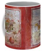 Pompeii Pomegranate Still Life Fresco 1 Coffee Mug