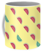 Summer Watermelons Coffee Mug by Alina Krysko