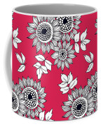 Daisy Flower Bouquet Coffee Mug