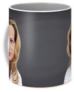 Celebrity Sunday - Gillian Anderson Coffee Mug