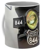 Up 844 Bell And Headlights Coffee Mug