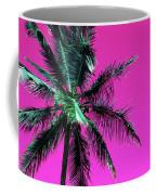Palm Tree Puerto Rico Coffee Mug