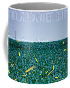 1306 - Fireflies - Lightning Bugs Over Corn Coffee Mug