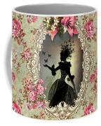 Shabby Fae Silhouette Freedom Coffee Mug