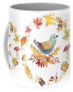 Welcome Back Autumn Coffee Mug