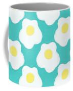 Sunny Side Up Eggs- Art By Linda Woods Coffee Mug
