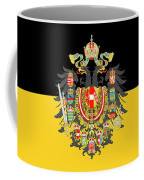 Habsburg Flag With Imperial Coat Of Arms 1 Coffee Mug