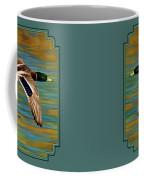 Golden Pond Coffee Mug by Crista Forest