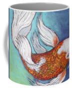 Paisley Koi Coffee Mug