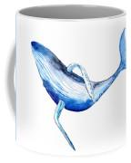 Whale 4 Coffee Mug