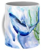 Whale 6 Coffee Mug