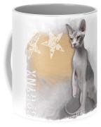 Sphynx No 04 Coffee Mug