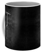 Rustic Hammer In Bw Coffee Mug