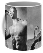 Jevon At El Mirage Dry Lake Coffee Mug