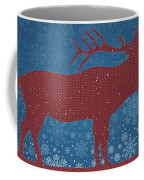 Seasonal Greetings Artwork Coffee Mug