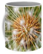 Dandelion Explosion Coffee Mug