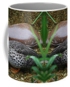 Indian Spot-billed Duck Coffee Mug