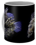 Majestic Lionfish Coffee Mug
