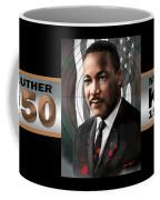 Mlk50 Coffee Mug by Dwayne Glapion