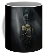 Deep Into That Darkness Peering Coffee Mug