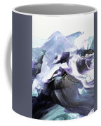Glacier Mountains Coffee Mug