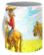 Easy, Big Fella Coffee Mug