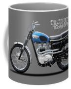 The Trophy Tr6 Sc Motorcycle Coffee Mug