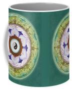 Tranquility Mandala Coffee Mug