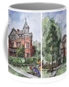 Armstrong Mansion Coffee Mug