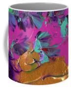 Razberry Ocean Of Butterflies Coffee Mug