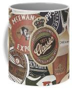 Beers Of The World Coffee Mug