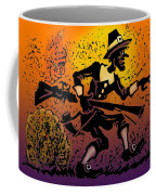 Thanksgiving Pilgrim Coffee Mug