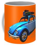 Classic Surf Rod Coffee Mug