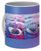 Water Splash Rings Coffee Mug