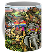All Creatures Great Small Coffee Mug