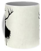 Elk Coffee Mug by Nicklas Gustafsson