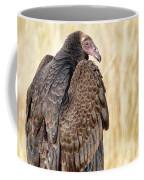Portrait Of A Vulture Coffee Mug