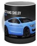 Mustang Shelby Gt350 Coffee Mug