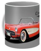 Chevrolet Corvette Coffee Mug