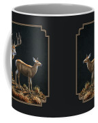 Mule Deer Ridge Coffee Mug