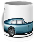 Aston Martin Db2 Coffee Mug by Mark Rogan