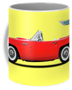 Ford Thunderbird 1957 Coffee Mug