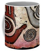 Healing Hands Fresco Coffee Mug