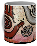 Healing Hands Fresco Coffee Mug