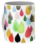 Tears Of An Artist Coffee Mug by Linda Woods