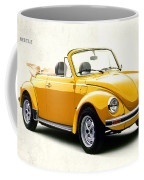 Vw Beetle 1972 Coffee Mug